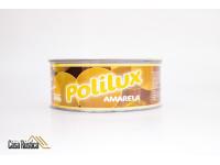 Cera de carnaúba polilux em pasta - amarela - 400 gramas