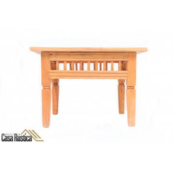 Mesa multiuso / mesa de centro - madeira de demolição - peroba rosa