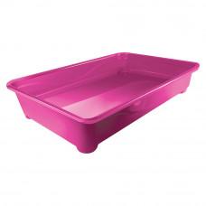 Banheira gato pop Furacão Pet - rosa