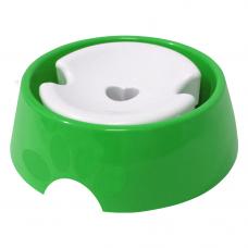 Bebedouro plástico para cães Pop pelos longos Furacão Pet - n3 - 1.000 ml