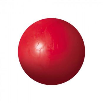 Bola maciça colorida Dogão para cães Furacão Pet 100 mm