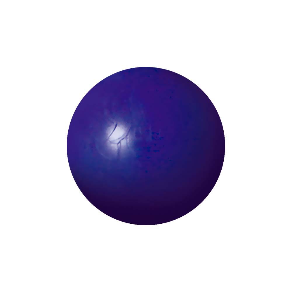 Bola maciça colorida Dogão para cães Furacão Pet 80 mm