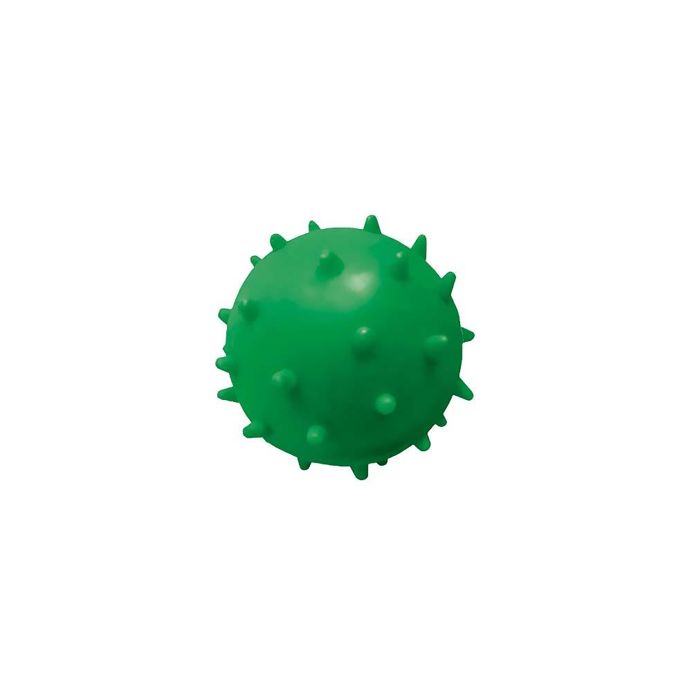 Bola maciça colorida Mamoninha para cães Furacão Pet 45 mm