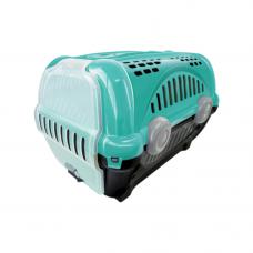 Caixa de transporte para animais n2 - verde
