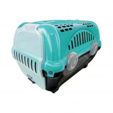 Caixa de transporte para animais n3 - verde