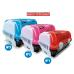 Caixa de transporte para animais Luxo  n3 - vermelha