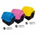 Casinha plástico para cães Furacão Pet Iglu n3,0 - rosa