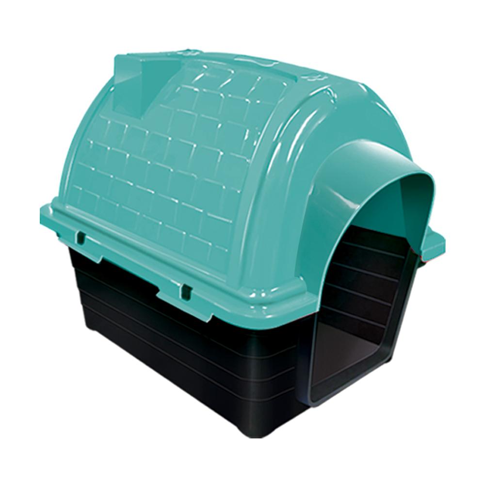 Casinha plástico para cães - Iglu n5 - verde