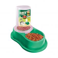 Comedouro plástico Anti-formiga Automático com dosador para cães Furacão Pet  - p