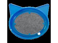 Super cat relax Pop brinquedo para Gatos Furacão Pet (azul)