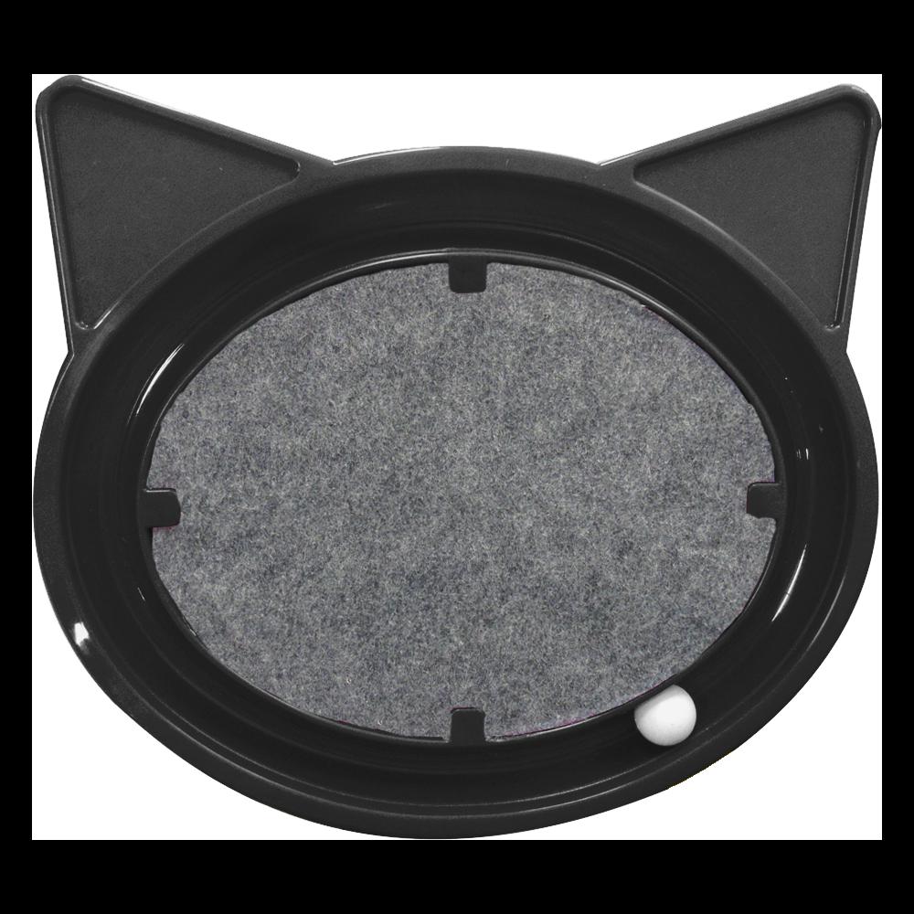 Super cat relax Pop brinquedo para Gatos Furacão Pet  (black)