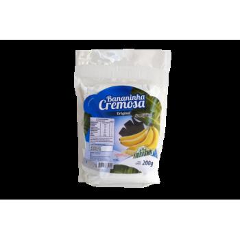 Bananinha Cremosa Original Fibrasmil - 200g