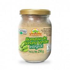 Biomassa de Banana Verde Sáude da Terra - produto orgânico - 250g