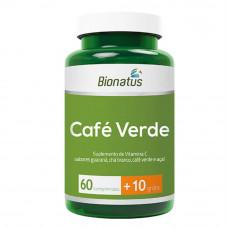 Cafê Verde Bionatus - 60 cápsulas 10 grátis