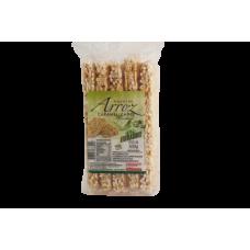 Flocos de Arroz Caramelizado Fibrasmil - 100g - (10 unidades)