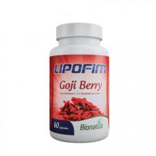 Goji Berry Lipofim Bionatus - 60 cápsulas