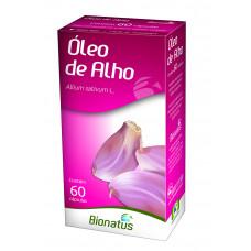 Óleo de Alho Bionatus - 60 cápsulas