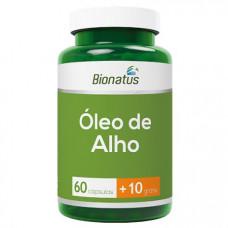 Óleo de Alho Green Bionatus - 60 cápsulas 10 grátis