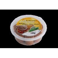 Paçoca Sem Adição de Açucar com Quinoa e Linhaça Dourada Fibrasmil - 160g - (10 unidades)