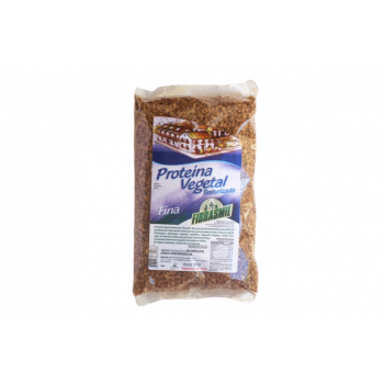 Proteína Vegetal Texturizada Fina Fibrasmil - 250g
