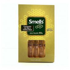 Sachê Composto de Mel e Geleia Real Smells 40g - (20 unidades)