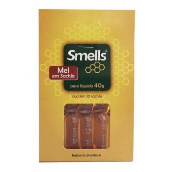 Sachê Mel Natural Smells - 40g - (10 unidades)