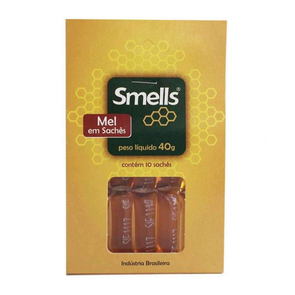 Sachê Mel Natural Smells 40g - (10 unidades)