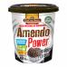 Pasta Integral de Amendoim Sem Adição de Açucar/Zero Lactose/Vegan DaColônia - sabor Brigadeiro Proteico - 450G