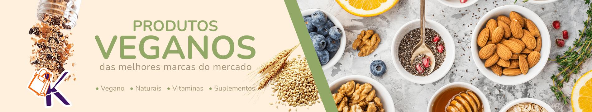 Produtos Veganos das melhores marcas do Mercado